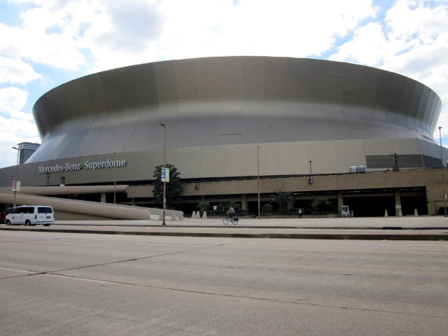 Mercedes-Benz Superdome: Home of the New Orleans Saints
